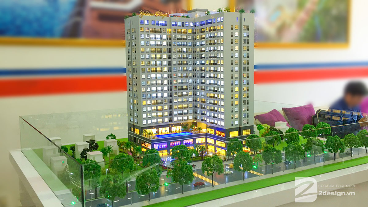 công ty mô hình kiến trúc 29