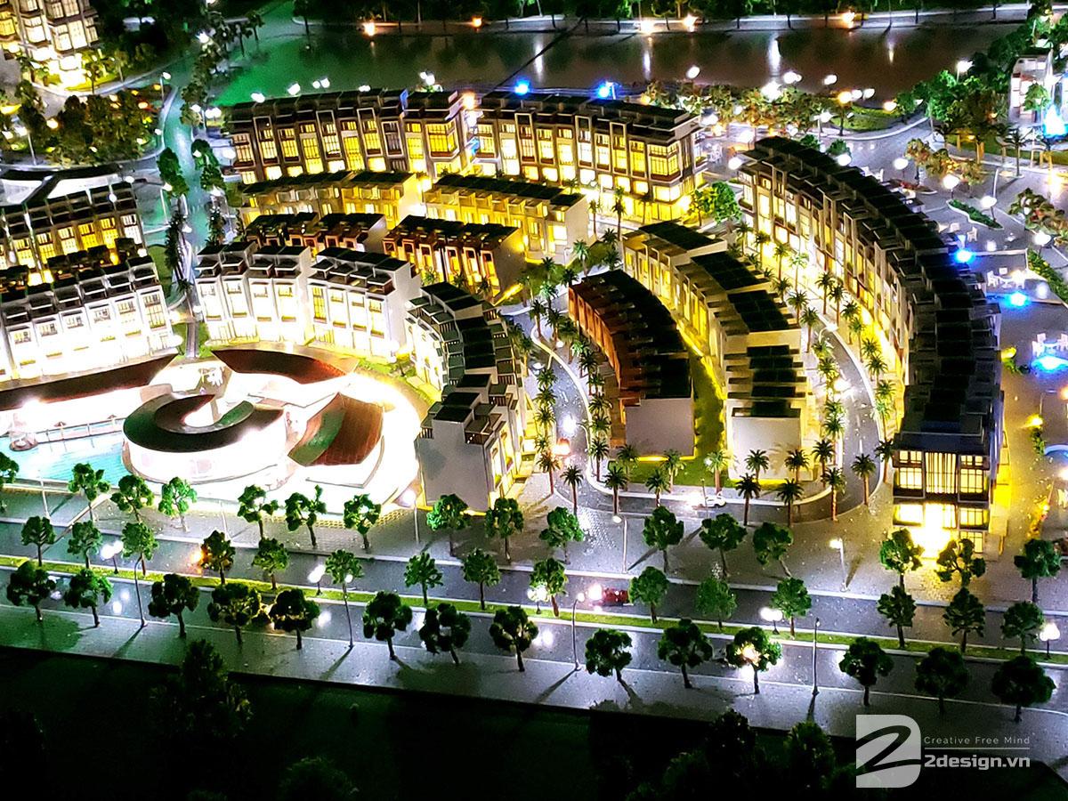 công ty mô hình kiến trúc 10