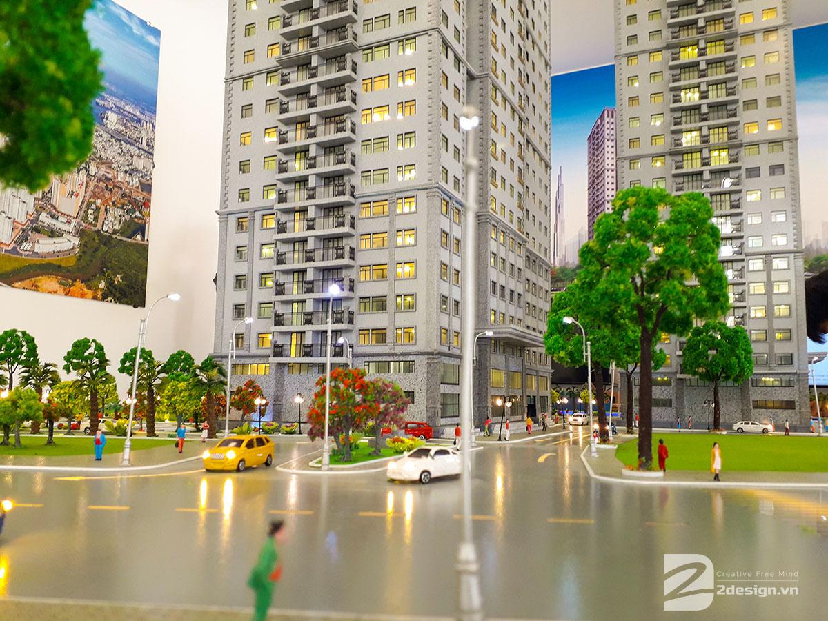 công ty mô hình kiến trúc 11