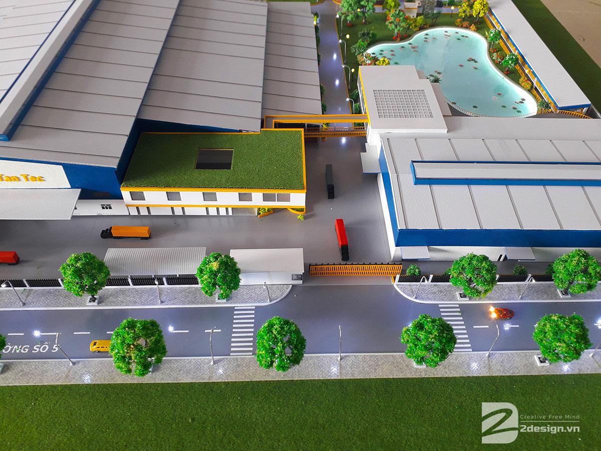 công ty mô hình kiến trúc 18