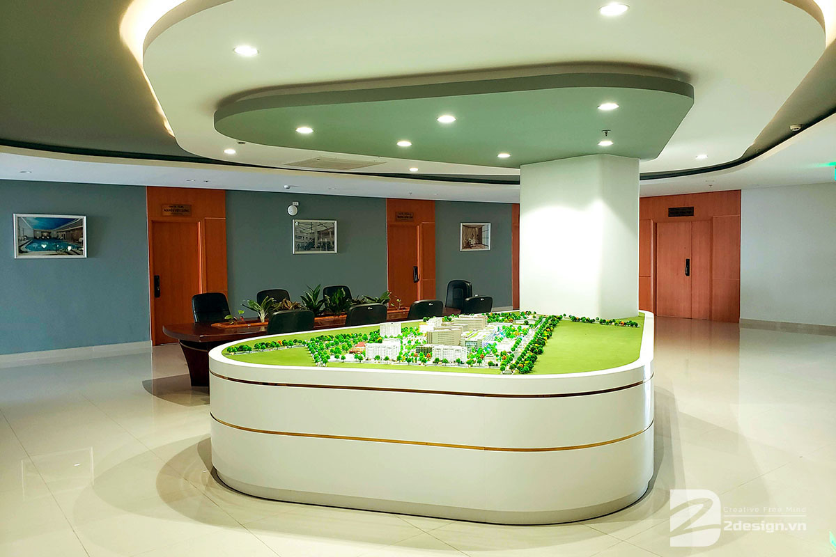 công ty mô hình kiến trúc 17