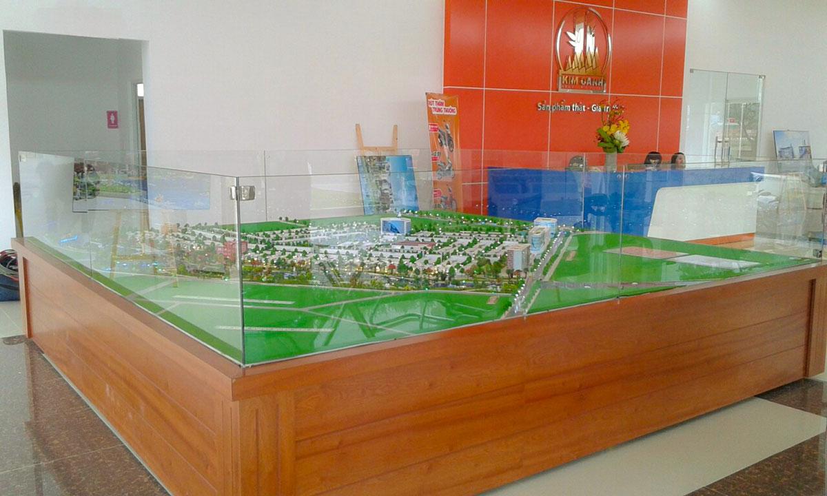 tỉ lệ làm mô hình kiến trúc 16